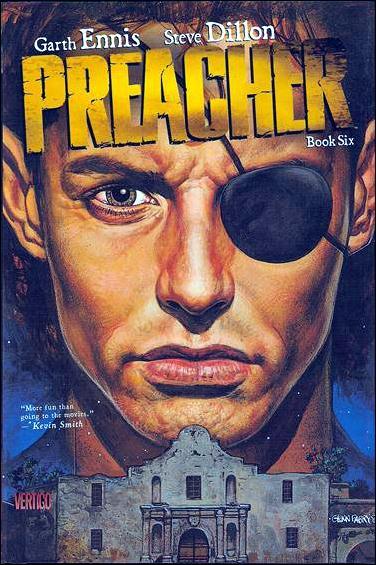 Preacher 6-A by Vertigo