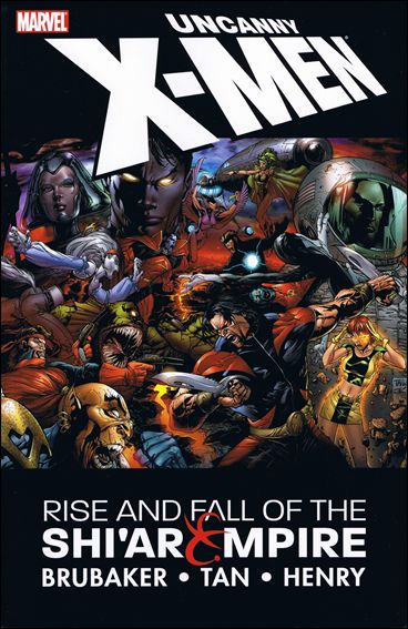 Uncanny X-Men: Rise & Fall of the Shi'ar Empire nn-A by Marvel