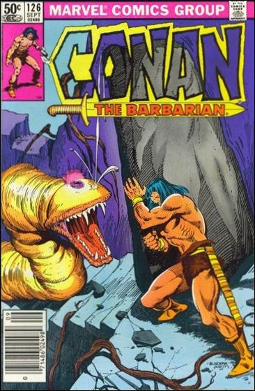 Conan the Barbarian (1970) 126-A by Marvel