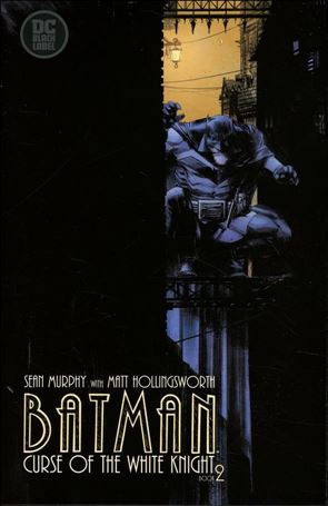 Batman: Curse of the White Knight 2-B