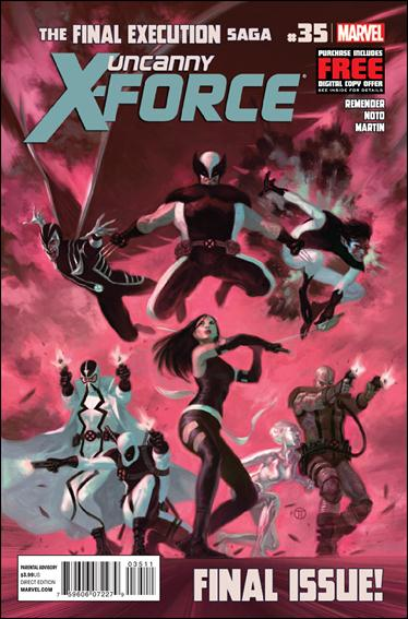 Uncanny X-Force (2010) 35-A by Marvel