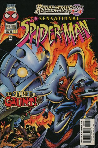 Sensational Spider-Man (1996) 11-A by Marvel