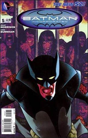 Batman Incorporated 5-D