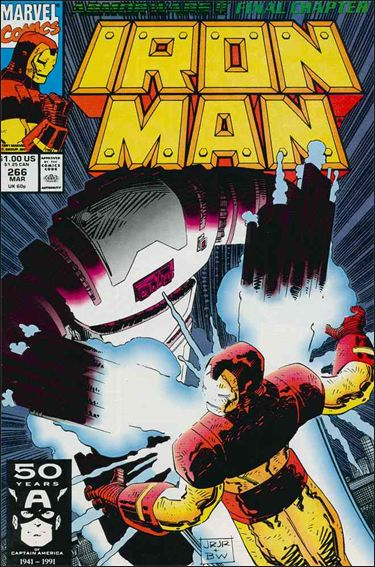 Iron Man (1968) 266-A by Marvel