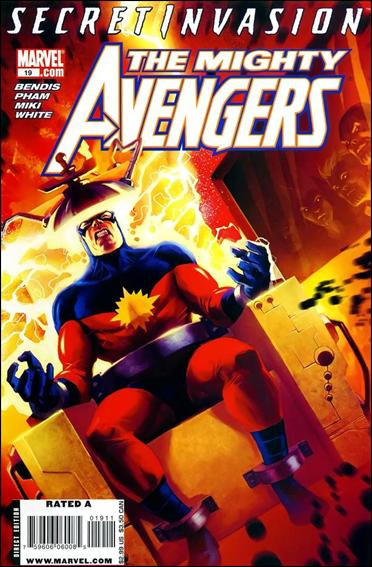 Mighty Avengers 19-A by Marvel