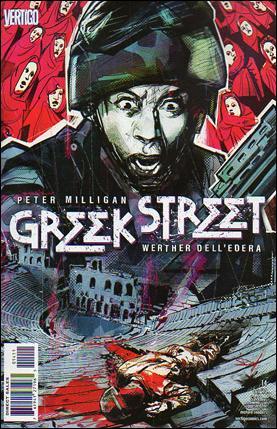 Greek Street 14-A by Vertigo