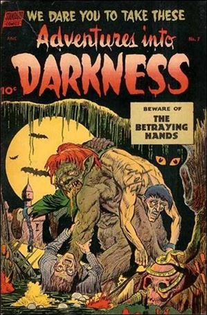 Adventures into Darkness 7-A