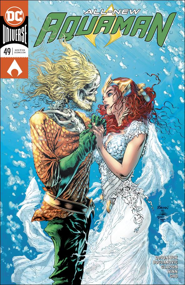 Aquaman (2016) 49-A by DC