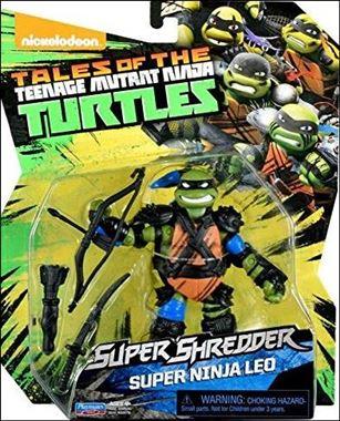 Tales of the Teenage Mutant Ninja Turtles Super Ninja Leo