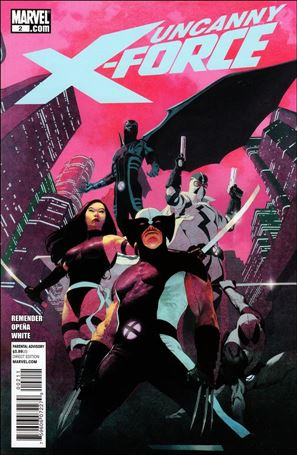Uncanny X-Force (2010) 2-A