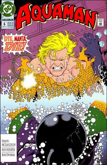 Aquaman (1991) 6-A by DC