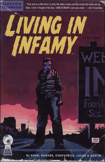 Living In Infamy 4-A by Ludovico Technique