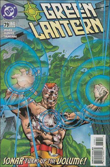 Green Lantern (1990) 79-B by DC
