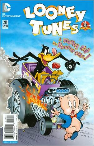 Looney Tunes (1994) 211-A by DC