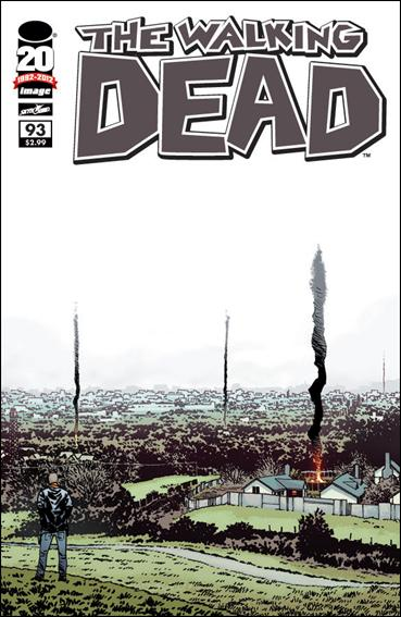 Walking Dead (2003) 93-A by Image