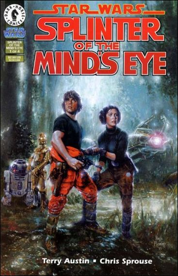 Star Wars: Splinter of the Mind's Eye 1-A by Dark Horse