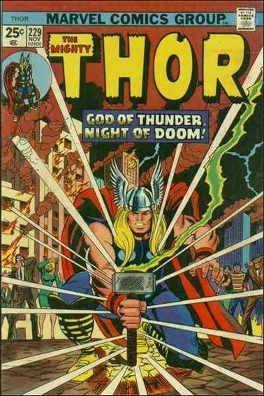 Thor (1966) 229-A by Marvel