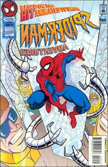 Spider-Man Adventures 14-A by Marvel