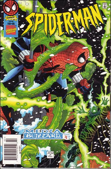 Spider-Man 65-D by Marvel