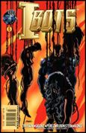 Isaac Asimov's I-BOTS (1995) 5-A