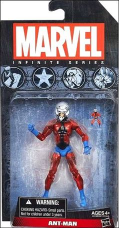 Marvel Infinite Series Ant-Man