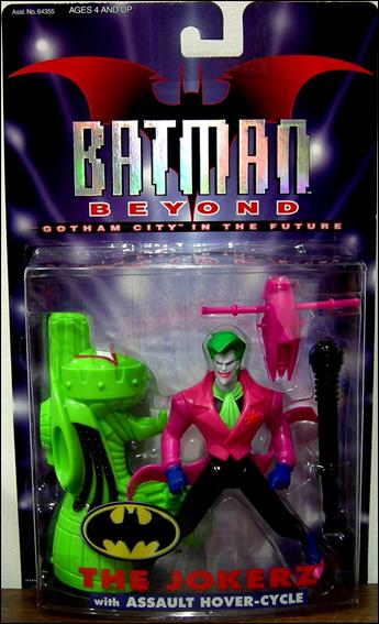 Batman Beyond The Jokerz by Hasbro