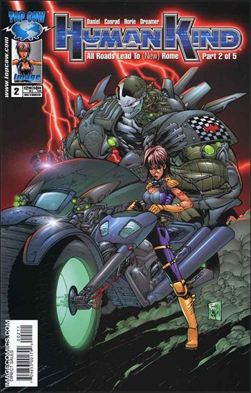 Humankind 2-A by Top Cow