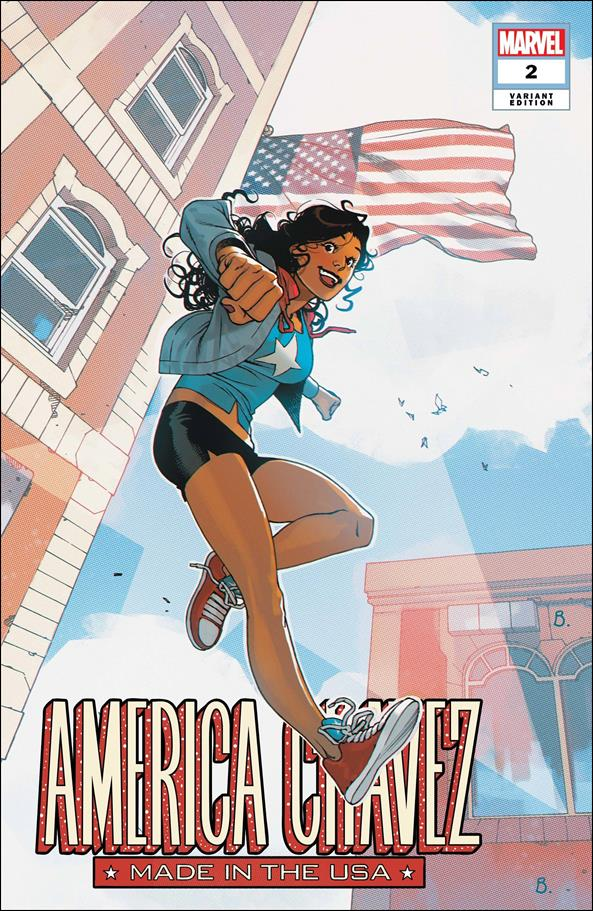 America Chavez: Made in the USA 2-B by Marvel
