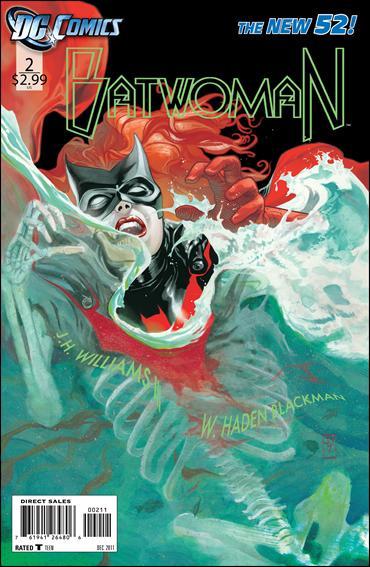 Batwoman (2011) 2-A by DC