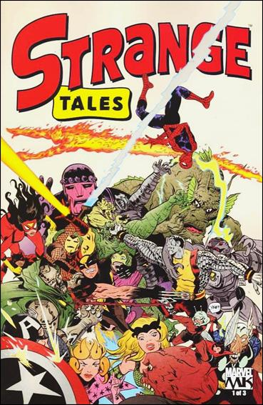 Strange Tales (2009) 1-A by Marvel