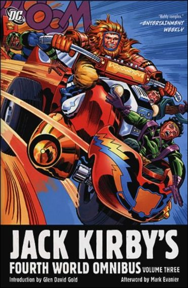 Jack Kirby's Fourth World Omnibus 3-A by DC