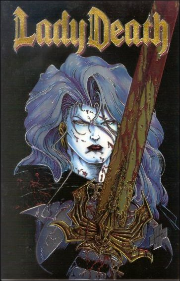 Lady Death (1994) 1-A by Chaos