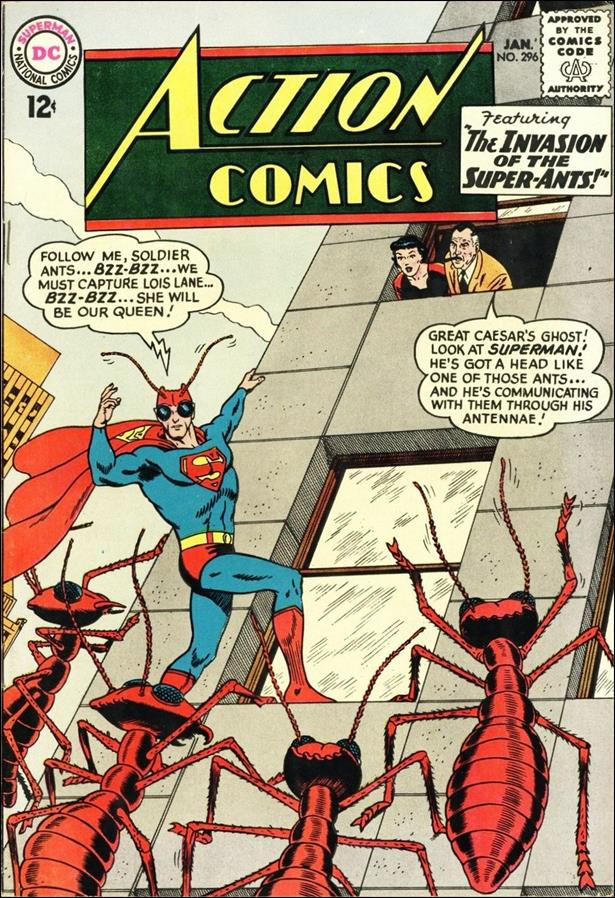 Action Comics (1938) 296-A by DC