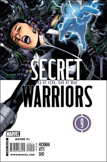 Secret Warriors 9-A by Marvel