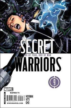 Secret Warriors (2009) 9-A