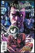 Batman: Arkham Unhinged 11-A