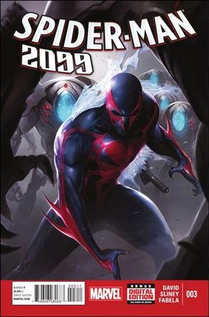 Spider-Man 2099 (2014) 3-A