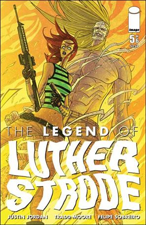 Legend of Luther Strode 5-A