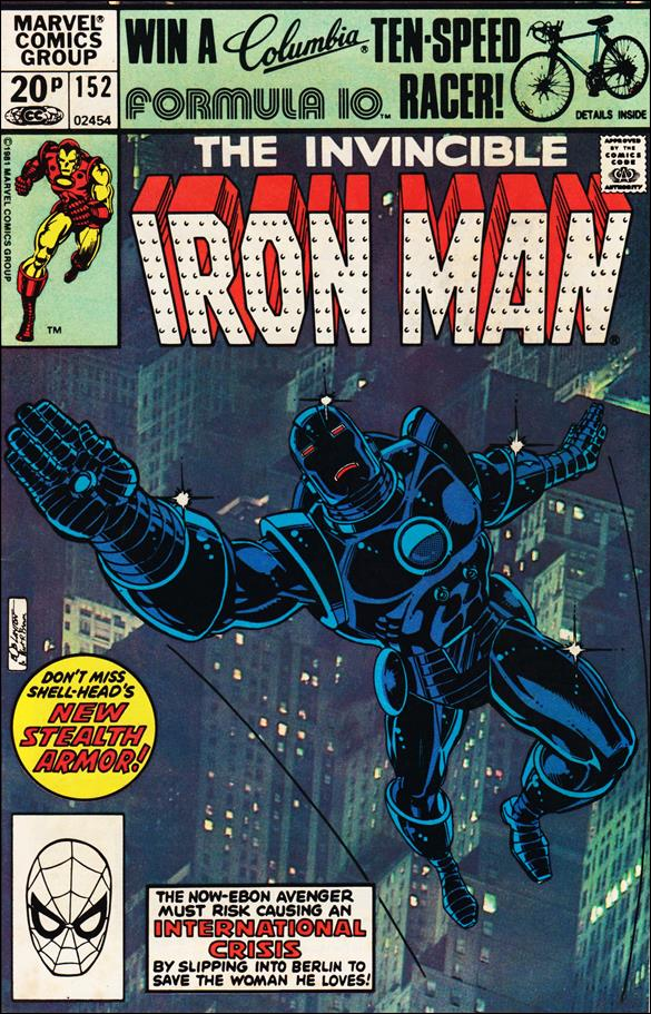 Iron Man (1968) 152-B by Marvel