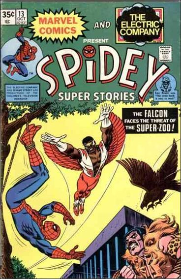 Spidey Super Stories 13-A by Marvel