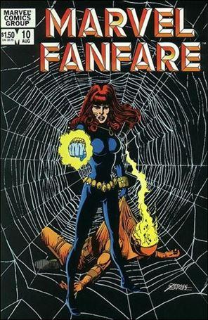 Marvel Fanfare (1982) 10-A
