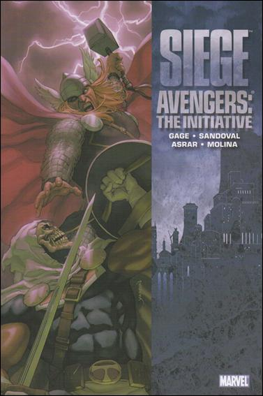 Siege: Avengers - The Initiative 1-A by Marvel