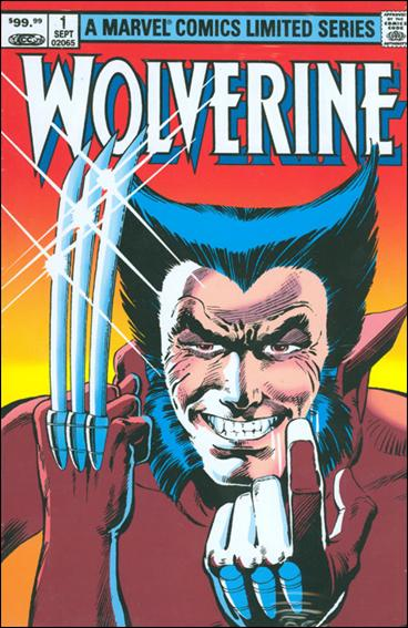 Wolverine Omnibus 1-A by Marvel