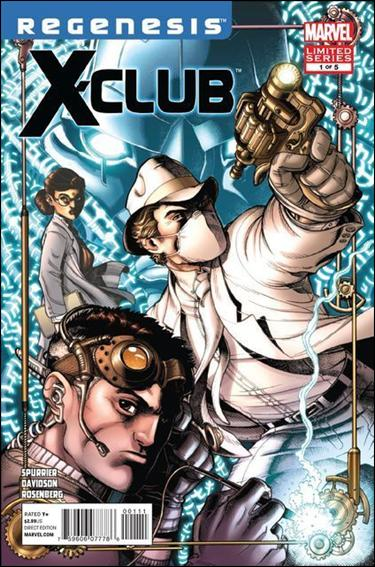X-Club 1-A by Marvel