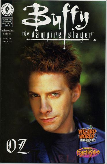 Buffy the Vampire Slayer: Oz 1-F by Dark Horse
