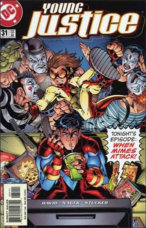 Young Justice (1998) 31-A