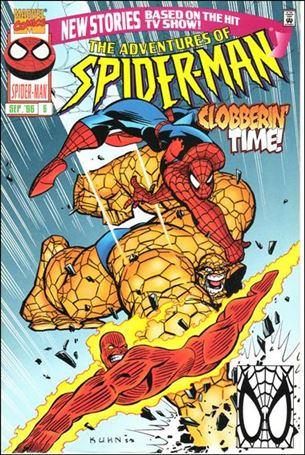 Adventures of Spider-Man / Adventures of the X-Men 6-A
