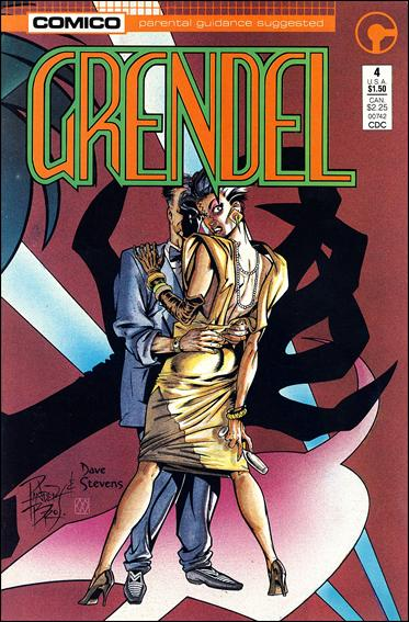 Grendel (1986) 4-A by Comico