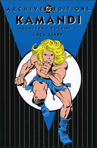 Kamandi Archives 1-A by DC