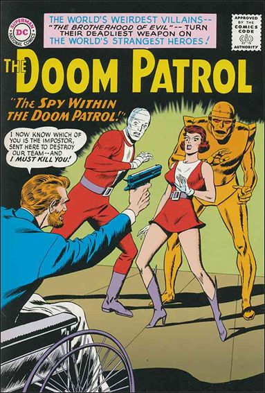 Doom Patrol (1964) 90-A by DC